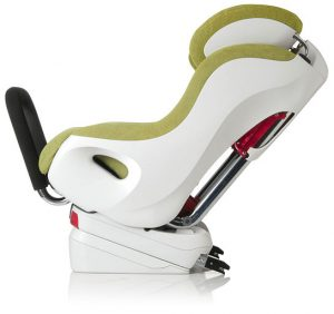 clek's foonf safety rear facing car seat