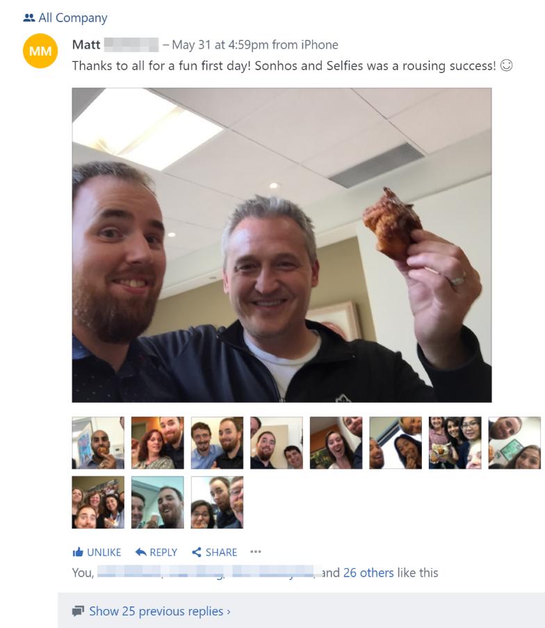 donut-selfies